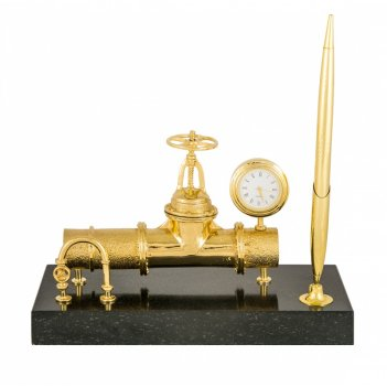 Письменный прибор труба
