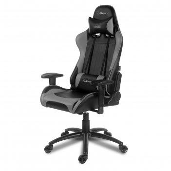 Кресло для геймеров arozzi verona, серое