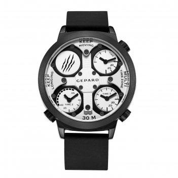 Наручные часы мужские михаил москвин gepard, модель 1223a11l3