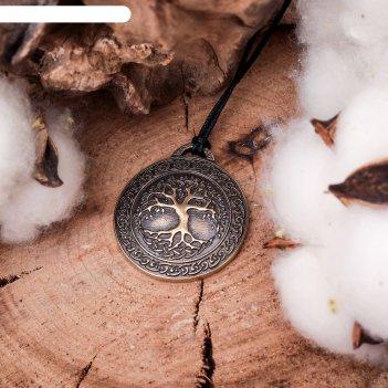 Символ предков из ювелирной бронзы дерево жизни