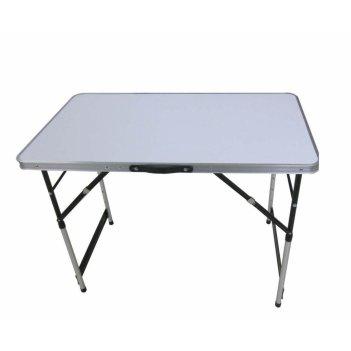 Tramp стол складной trf-006 (101*60*73/80/87/94 см, сталь/алюм)