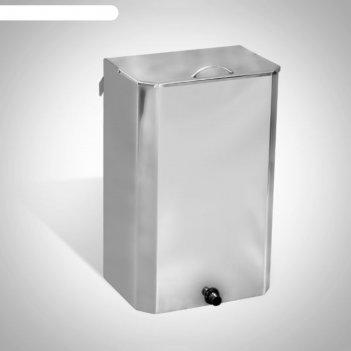 Бак из нержавеющей стали 1,0 мм, 45 л