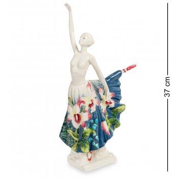 Jp-96/32 статуэтка танцующая леди (pavone)