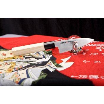 Нож кухонный деба samura okinawa so0129 лезв 110 мм