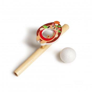 Игра-тренажёр для дыхания «ёжик»