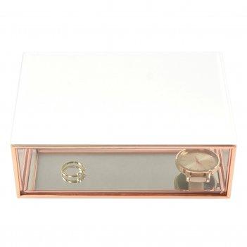 Lc designs 73885 маленький бокс для хранения часов и др. аксессуаров со ст
