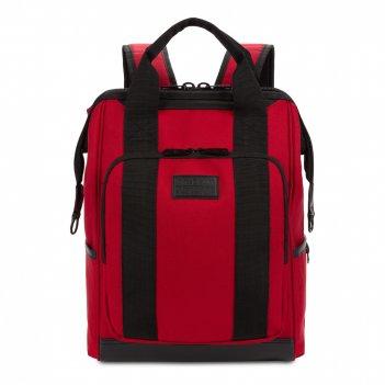 Рюкзак swissgear 16,5doctor bags, красный/черный, полиэстер 900d/пвх, 29 x