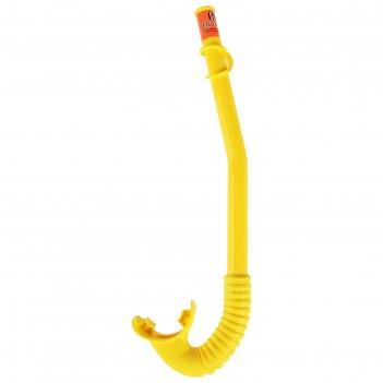 Трубка для плавания play hi-flow, от 3 до 10 лет, микс