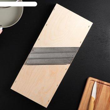 Шинковка деревянная