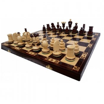 Шахматы королевские (инкрустация)