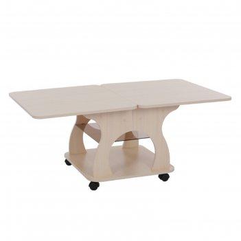 Журнальный стол купер дуб млечный