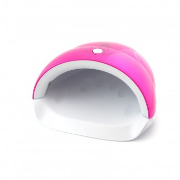 Лампа для гель-лака tnl quick, uv/led, 24 вт, таймер 30/60/90 сек, цвет фу