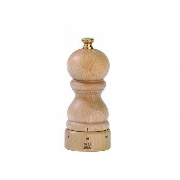 Мельница paris peugeot для соли, 12 см, светлое дерево