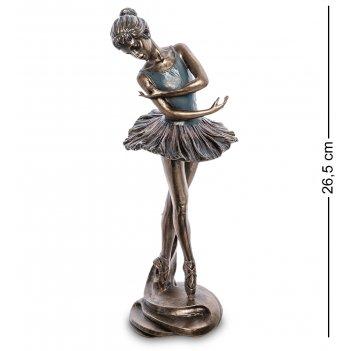Ws-962 статуэтка балерина