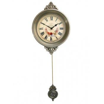 Настенные часы с маятником b&s m120 f5