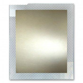 Зеркало «тьерри», настенное, 50x60 см