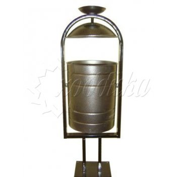 Урна-пепельница 125 объём: 30 литров