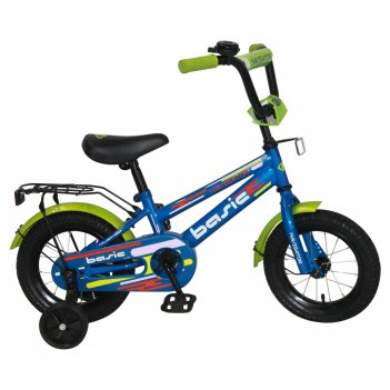 Детский велосипед, navigator basic, колеса 12, стальная рама, стальные обо