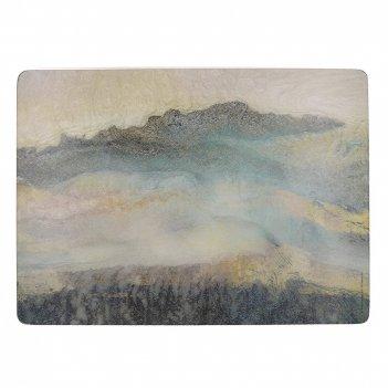 Creative tops набор из 4 подставок lustre mineral 40х29