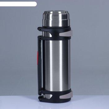 Термос вульпек 5 л, сохраняет тепло 24 ч 15х46.7, хром