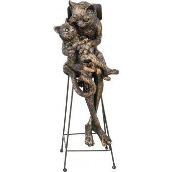 Фигурка кошка 27,5*8*12 см (кор=16шт.)