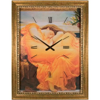 Настенные часы lowell 11374