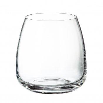 Набор стаканов для виски crystalite bohemia anser/alizee 400 мл(6 шт)
