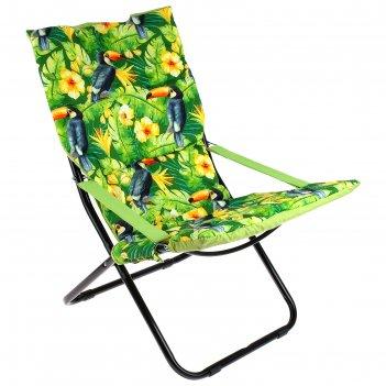 Кресло-шезлонг hhk4р/t, 85 x 64 x 86 см, тукан