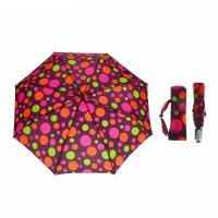 Зонт автомат, r=53см, разноцветный