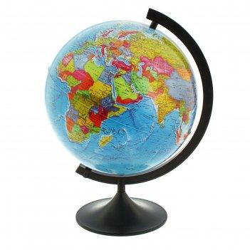 Глобус политический диаметр 320мм классик