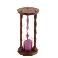 Сувенир песочные часы (10 мин) 22,5х9х9 см