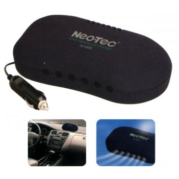 Очиститель-ионизатор автомобильный (black) neo-tec neo tec x