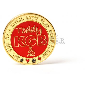 Хранитель карт teddy kgb