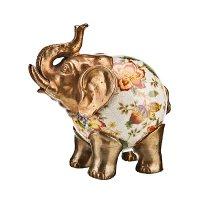 Фигурка слон 14*14*10 см.(кор=12шт.)