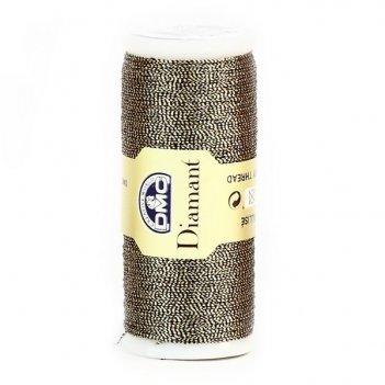 Металлизированные нитки dmc diamant,  d140, 35м (6шт/кор)