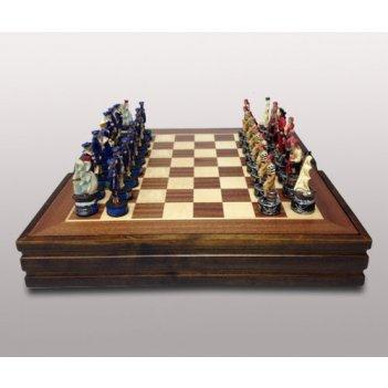 Шахматы пираты карибского моря 36х36см