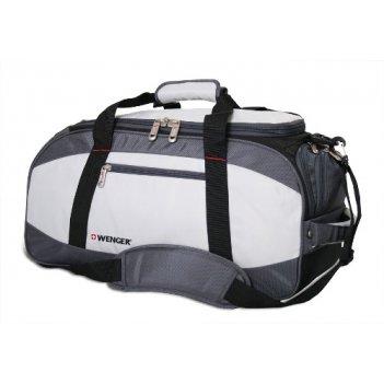 52744465 сумка wenger «mini soft duffle», цвет серый