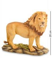 Ws-700 статуэтка благородный лев