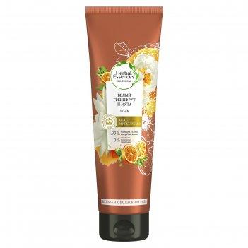 Бальзам-ополаскиватель для волос herbal essences «белый грейпфрут и мята»,