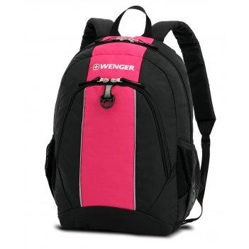 Рюкзак wenger цв. чёрный/красный