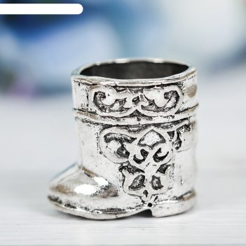 Наперсток сувенирный «казань» сер., 2,2 х 2,6 см