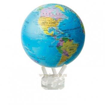 Глобус мобиле d22 см с политической картой мира