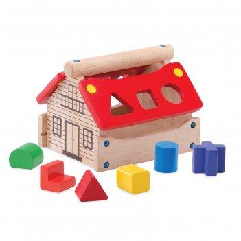 Логическая игрушка-сортер «почта»