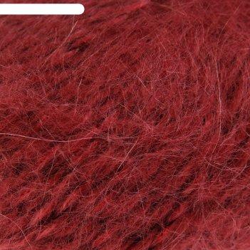 Пряжа лада с люрексом 65% мохер, 25% шерсть, 7% акрил, 3% метанит 120м/50г