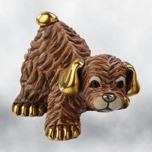 Статуэтка собака-щенок