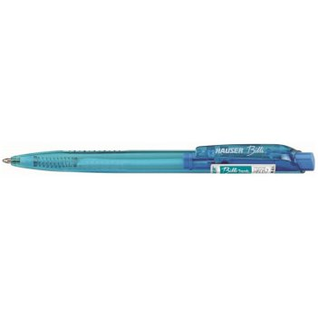 Шариковая ручка hauser billi trendz, пластик, цвет голубой