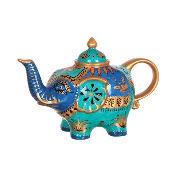 Чайник слон800 мл. (кор=16шт.)