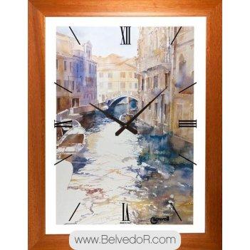 Настенные часы lowell 12205