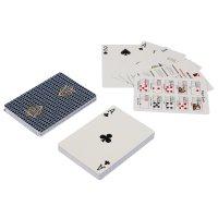 Карты для покера vegas, синяя рубашка