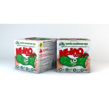 Набор для опытов инновации для детей 834 мыло-лизун.альпийские луга